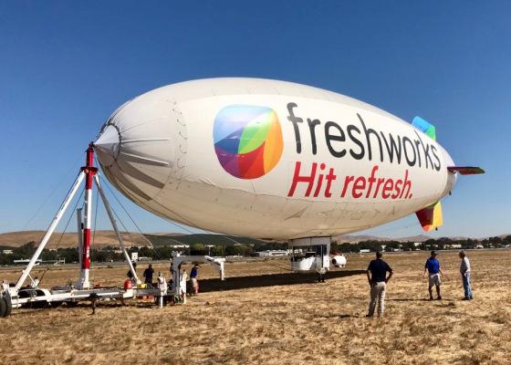 Freshworks apunta a una valoración de casi $ 9 mil millones en la OPI de EE. UU.