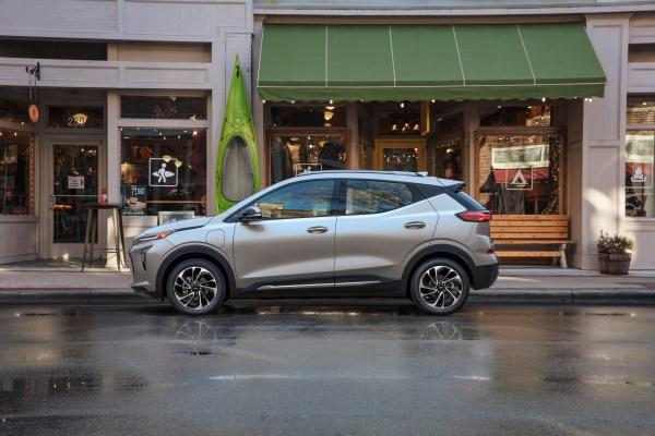 GM extiende el cierre de producción de Chevy Bolt EV por dos semanas – TechCrunch