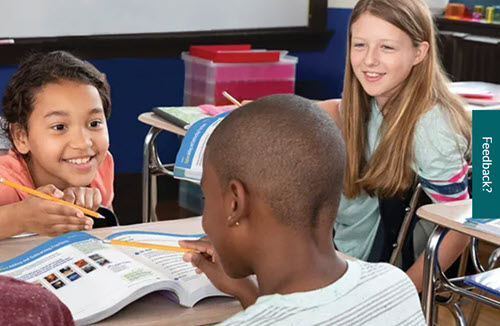 "I-Ready® Classroom Mathematics de Curriculum Associates para los grados 6-8 llamado Programa ""Todo Verde"" altamente calificado por EdReports.org"