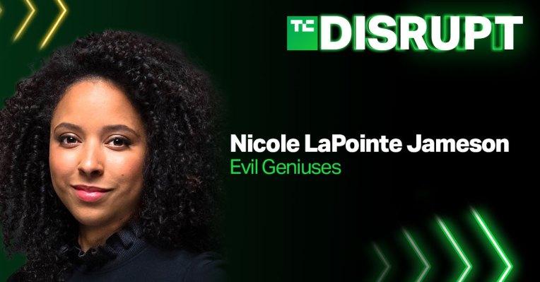 La directora ejecutiva de Evil Geniuses, Nicole LaPointe Jameson, viene a revolucionar – TechCrunch