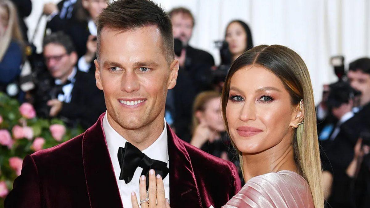 La estrella del Super Bowl Tom Brady, la modelo Gisele Bundchen Star en una campaña publicitaria de $ 20 millones para Crypto Exchange FTX