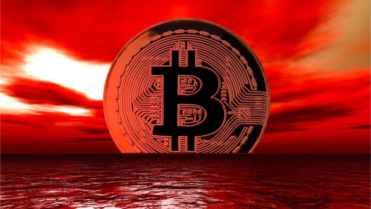 Los valores del mercado criptográfico se desploman en medio de la caída del mercado global, lo que aumenta los riesgos de incumplimiento: mercados y precios Bitcoin News