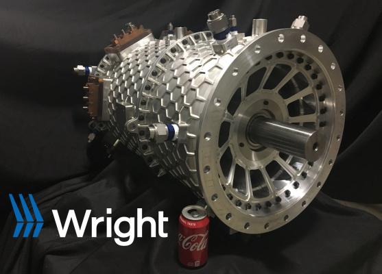 Wright prueba sus motores eléctricos de 2 megavatios para aviones de pasajeros – TechCrunch