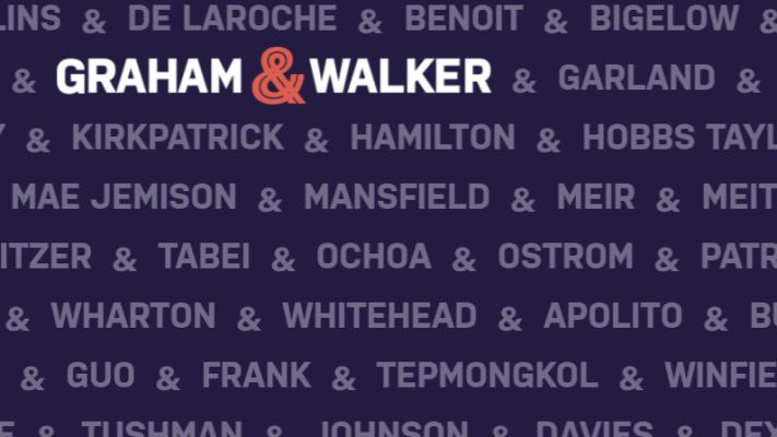 Female Founders Alliance recauda un fondo de $ 10 millones, rebautizado como Graham & Walker