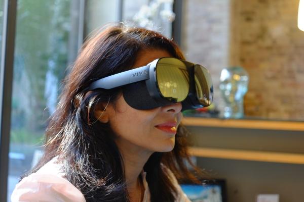 HTC presenta el Vive Flow de $ 499, un pequeño auricular de realidad virtual con grandes compromisos – TechCrunch