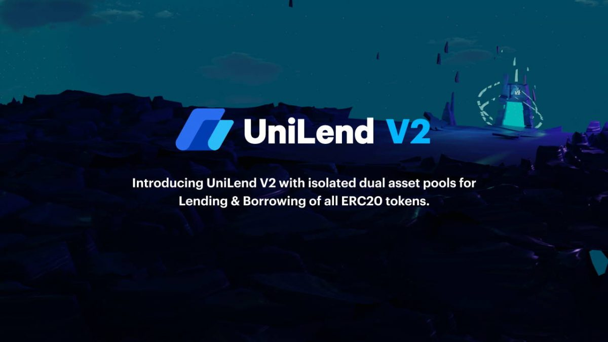 Por primera vez, todos los tokens ERC20 se pueden prestar y tomar prestados con la próxima versión 2 de UniLend – Comunicado de prensa Noticias de Bitcoin