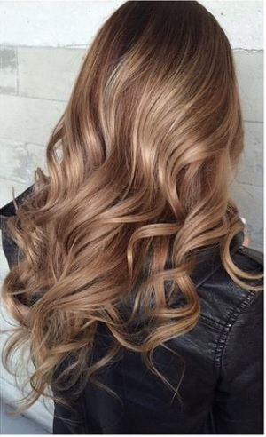 perfect brunette hair color