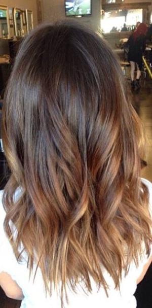 brunette hair color trends