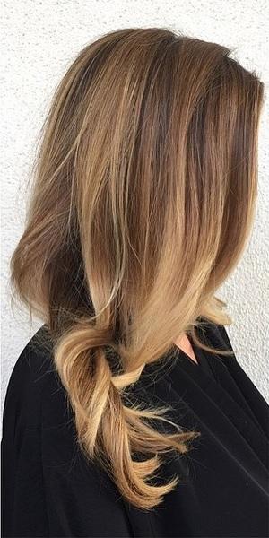 whole grain blonde highlights