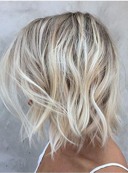 babylight blonde bob - hair color ideas blog