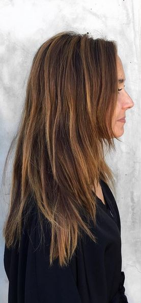 hair style before and after photos
