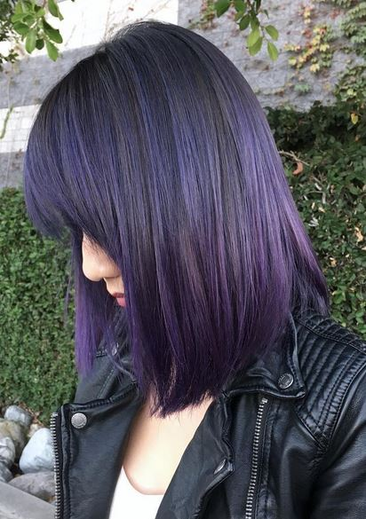 amazing-violet-and-black-hair-color