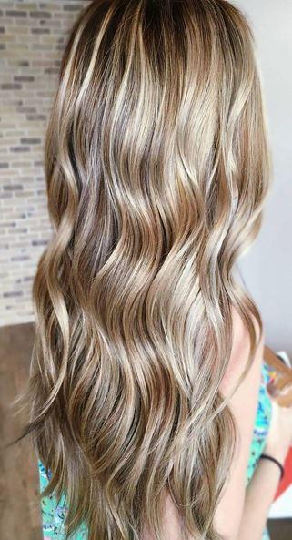 bronde-hair-color