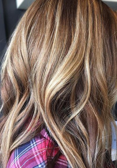 fall-balayage-hair-color-idea