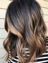 seamless brunette blend