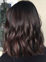 blackberry truffle hair color