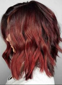 cherry cola red hair