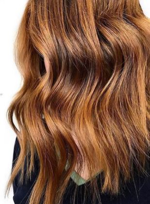 ginger spice hair color