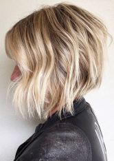 amazing short cut and color