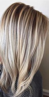 want this - blonde balayage highlights