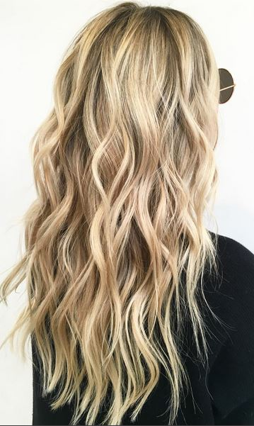 California Blonde Mane Interest
