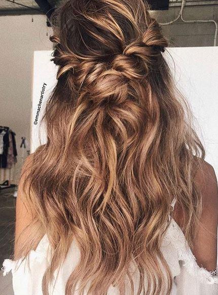 Beachy Hair Mane Interest