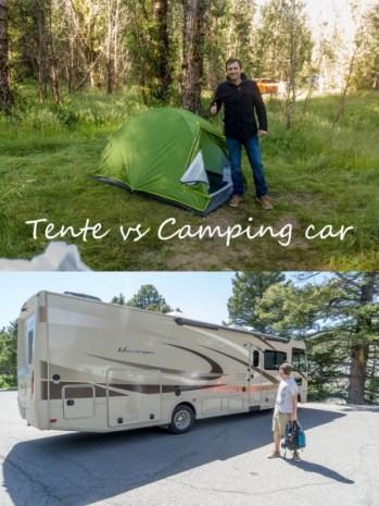 tente vs camping car