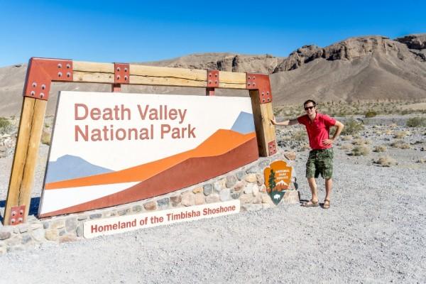 Vallée de la mort