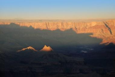 Veure una posta de sol al Grand Canyon és realment impressionant!!