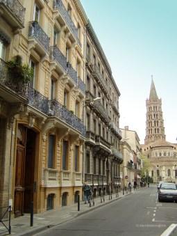 Toulouse hotel façana