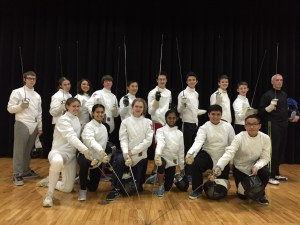 fencing club