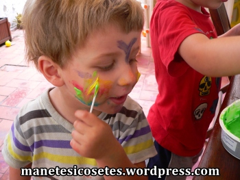 maquillatge casolà per carnaval DIY 09