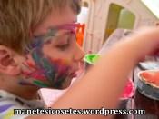 maquillatge casolà per carnaval DIY 12