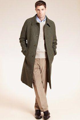 M&S   Coat   £199