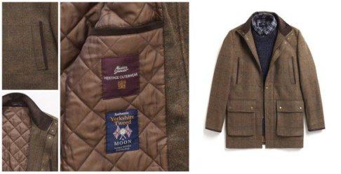 M&S   Wool Field Jacket   £159