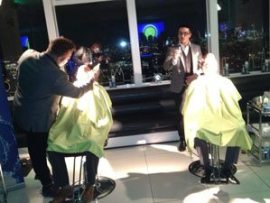 Shaving Demonstration