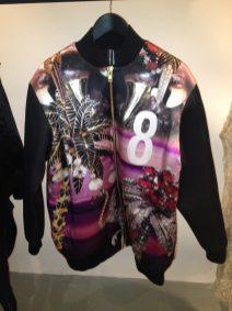 Astrid Andersen | Digital Print Jacket | SS12 | £500