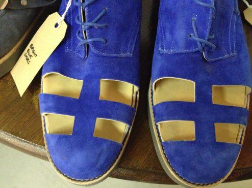 Matthew Miller Shoes   Close-up