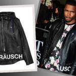 Frank Ocean | Brit Awards 2013 | UNDERCOVER 'Geräusch' | Leather Jacket