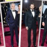 Oscars 2013 | Best Dressed Men | Daniel, Eddie, Hugh and Bradley