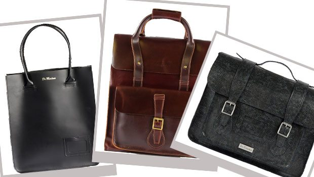 Dr. Martens   Leather Bags