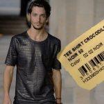 Hermès  | Crocodile Leather T-shirt | $91,500