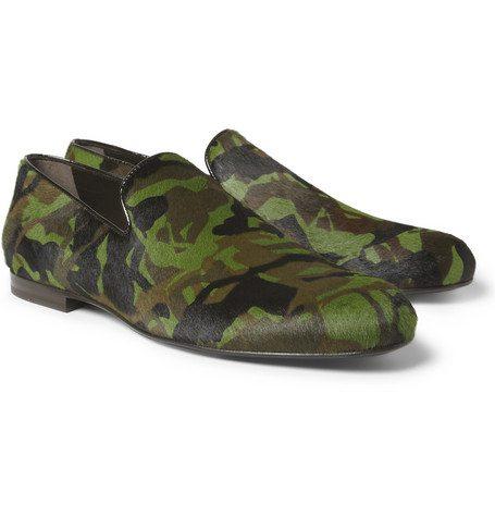 Jimmy-Choo-Sloane-Camouflage-Slippers-Shoes