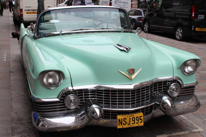 Jimmy-Choo-LCM-SS14-Presentation-Car