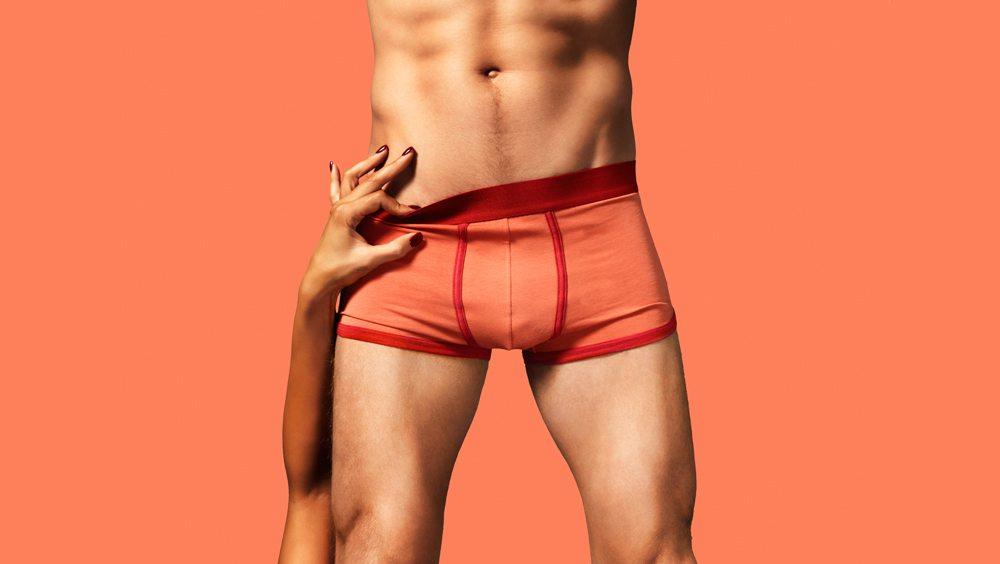 Kim Denzler - Men's Boxer Briefs - Bleached Lava