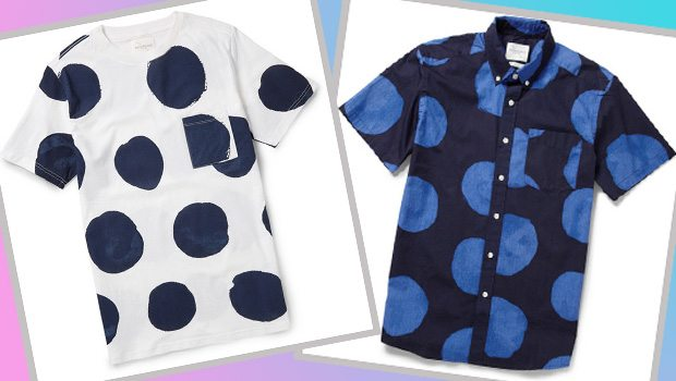 Saturdays-Surf-NYC-ESQUINA-DOT-PRINT-COTTON-SHIRT---Featured