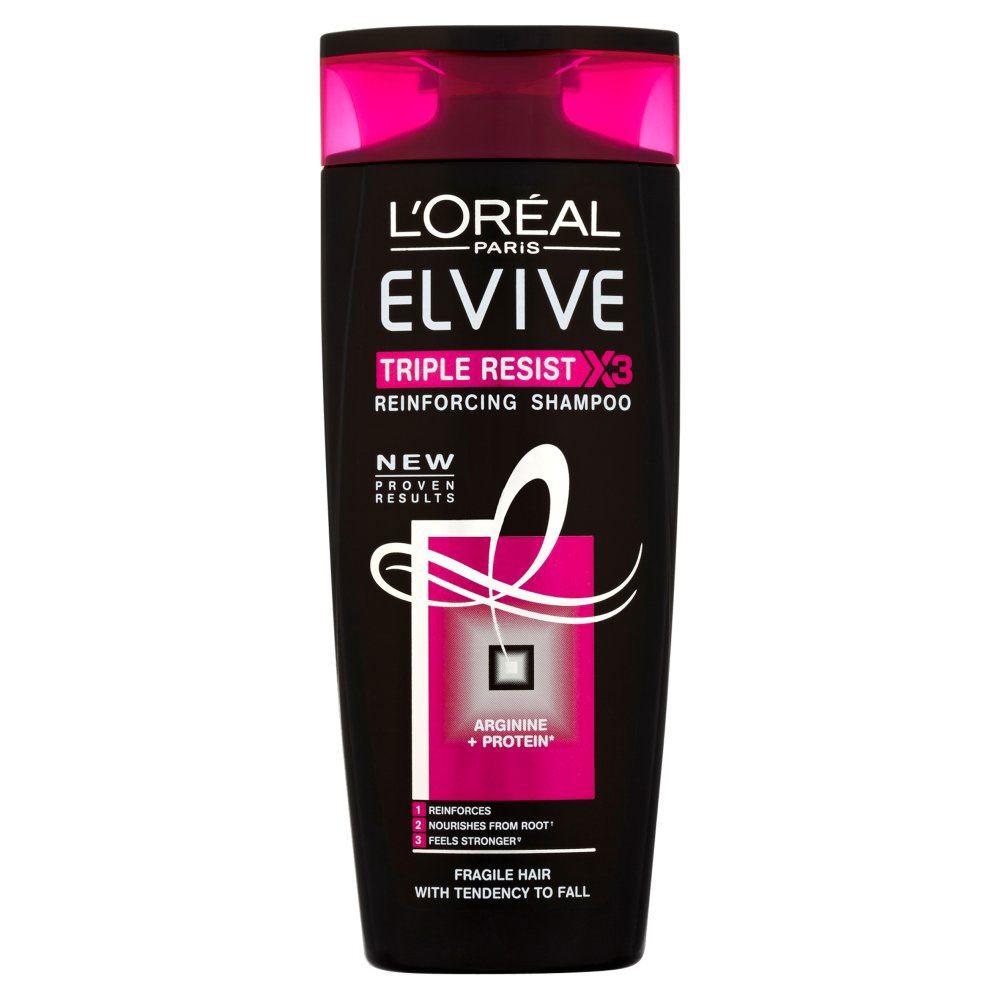L'Oreal-Elvive-Tripple-Resist-Shampoo-The-Utter-Gutter
