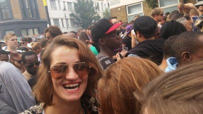 Robin James Man For Himself Notting Hill Carnival LG G3 2