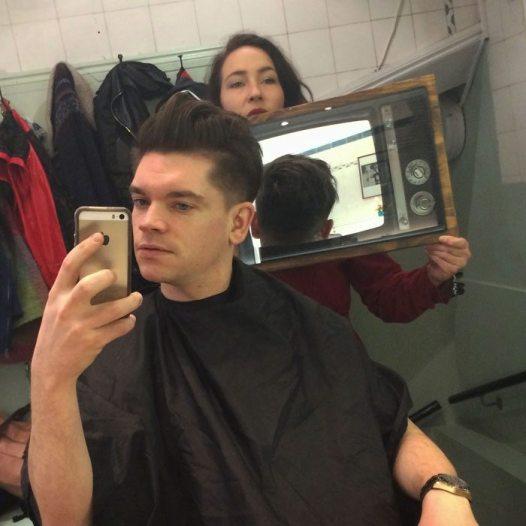 Mens-Disconnected-Undercut-Haircut-Fish-Soho-Robin-James-Finish-Mirror-Back