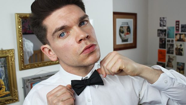 How-To-Tie-A-Bow-Tie-Robin-James-The-Utter-Gutter-TUG